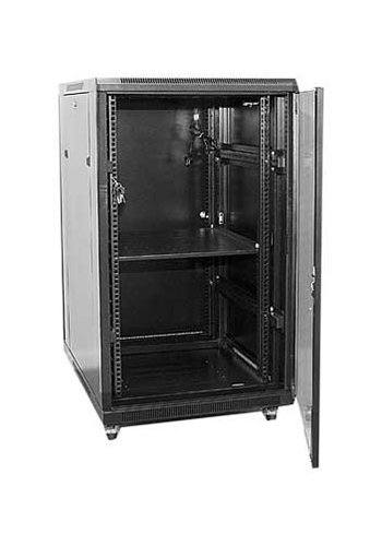 Gembird 19' standard rack metal cabinet 20U 600X800MM, unassembled, part 2 of 3