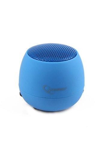 Gembird Draagbare Mini Speaker -blauw-