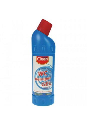 Clean Nettoyant pour toilettes Gel CLEAN 750ml Lemon-Fresh