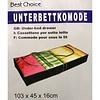 Neckermann Unterbett-Wickelauflage 103x45x16 cm