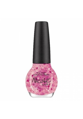 Nicole by OPI Nagellak She's Lily Something NI F03