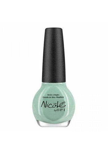 Nicole by OPI Nagellak Alex by the Books NI F07