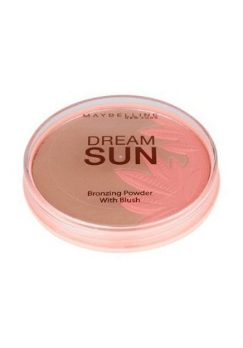 Maybelline Dream Sun Terra Abbronzante Blush Golden Tropics 09