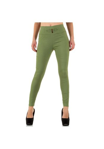 Best Fashion Damen Hose von Best Fashion - khaki