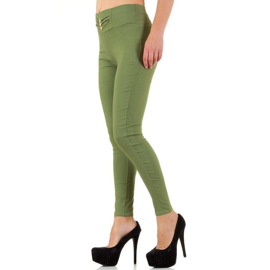 Damen Hose von Best Fashion - khaki