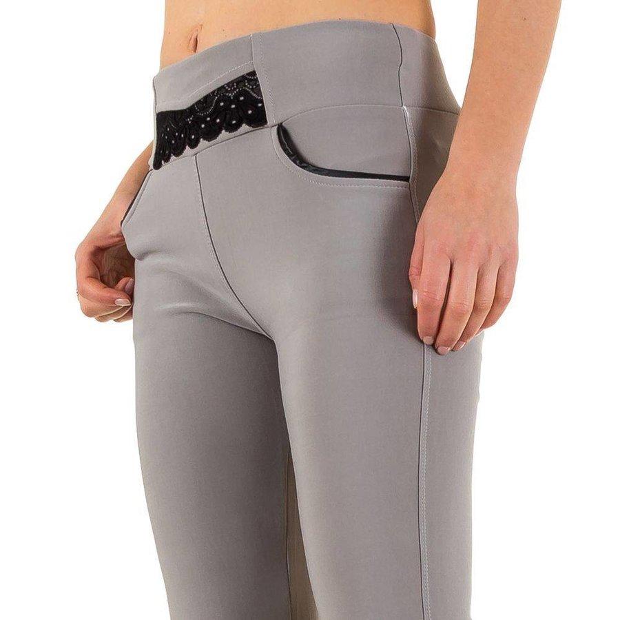 Damen Hose von Best Fashion - grey