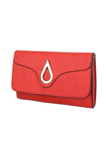 Neckermann Damentasche - red