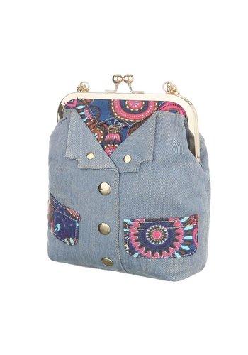 Neckermann Damentasche - L.blue