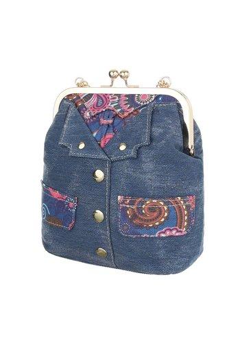 Neckermann Damentasche - D.blue