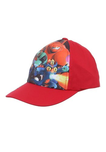 Neckermann Kinder Cap - Rood