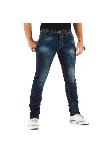 N&G 79 Heren Jeans vn N&G 79 - Blauw