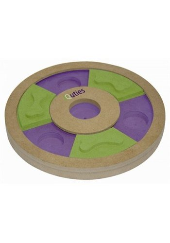 iQuties Treat Wheel hondenspel