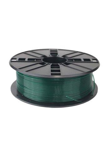 Gembird3 ABS filament Christmas Green, 1.75 mm, 1kg
