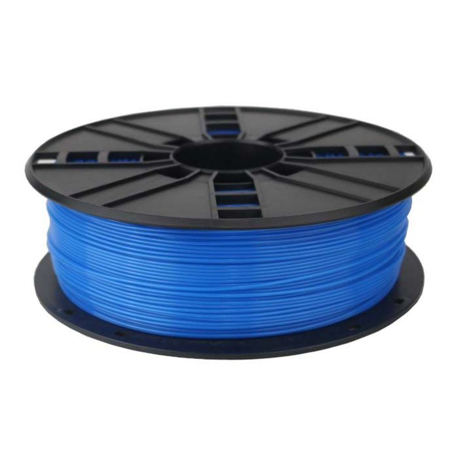 ABS Filament Fluorescent Blue, 1.75 mm, 1 kg