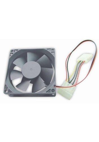 Gembird 80 mm PC case fan, sleeve bearing, 4 pin power connector
