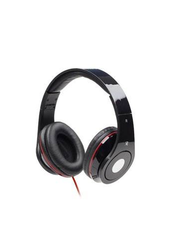 GMB-Audio Headset 'Detroit' zwart