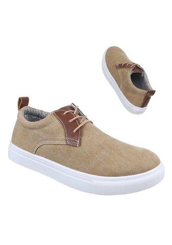 Neckermann Hommes chaussures de sport - beige