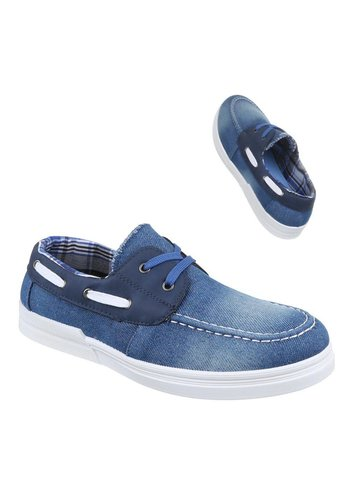 Neckermann Chaussures décontractées pour hommes - jean
