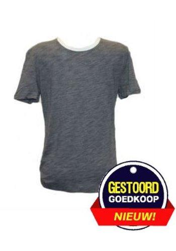 Celio T-shirt grijs/wit