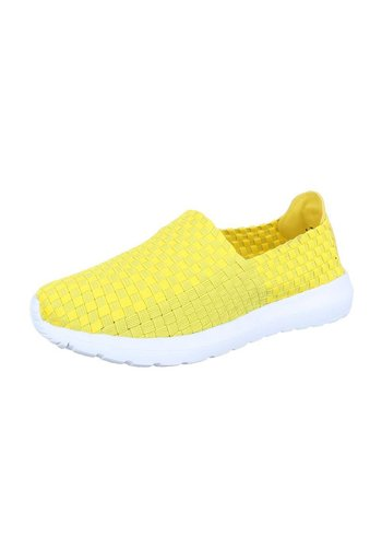 Neckermann Damen Freizeitschuhe - yellow