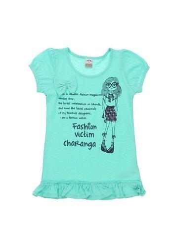 charanga Kinder T-Shirt von Charanga - green