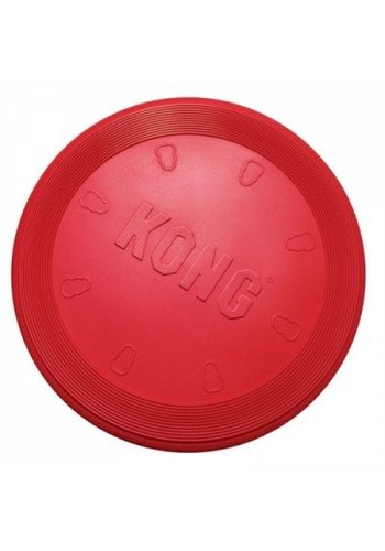 Kong Flyer Frisbee Rood