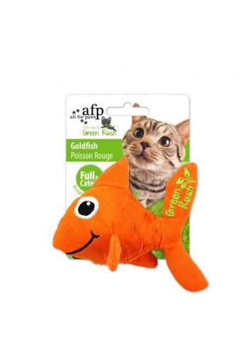 afp Green rush goldfish 12 g catnip