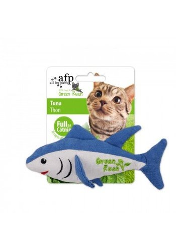 afp Green rush tuna 12 g catnip