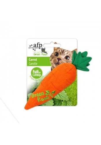 afp Green rush carrot 12 g catnip