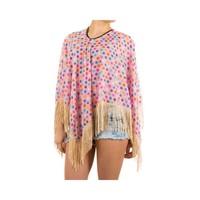 Damen Tunika von Best Fashion Gr. one size - rose