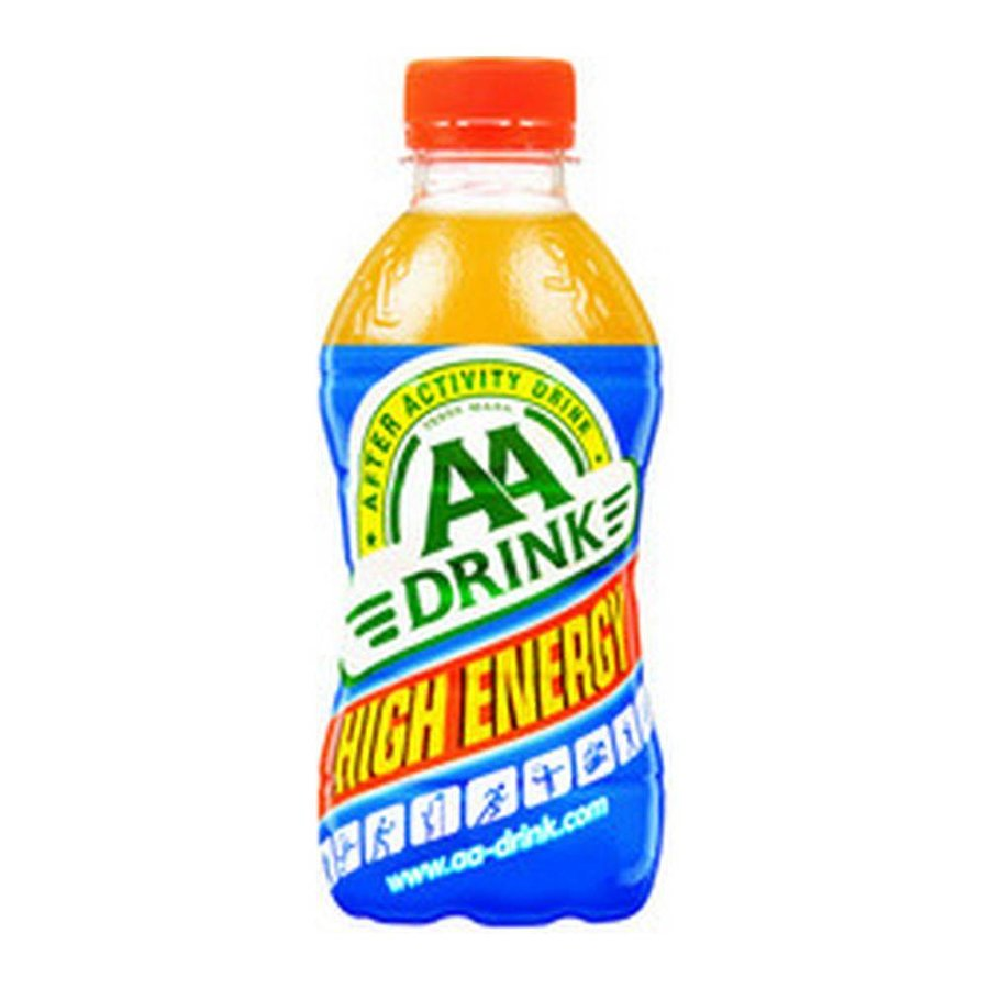 AA Drink High Energy Orange  24 x 330ml