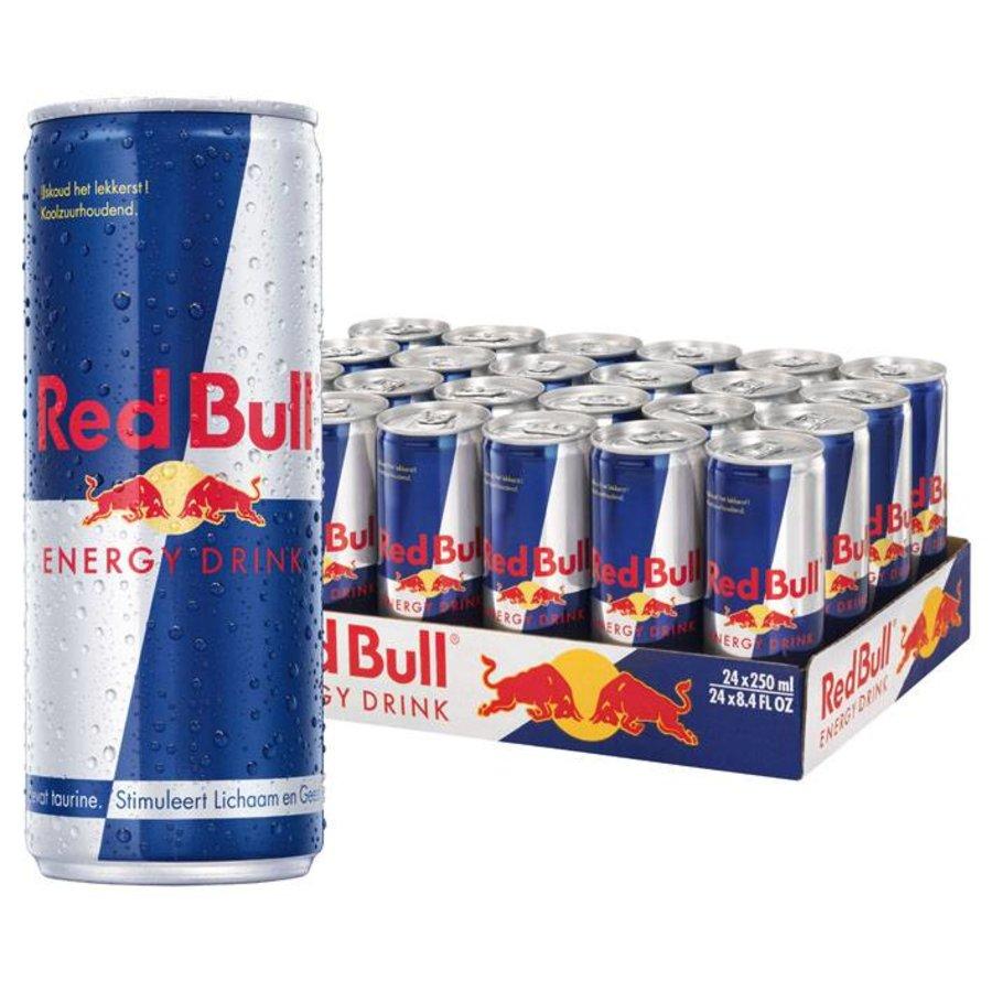 Red Bull Energy drink regular - 24 x 25cl