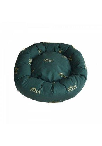 Posh Donut honden mand groen