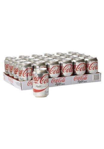 Coca-Cola Coca Cola Light - 24 x 33 cl