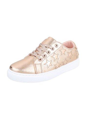 Neckermann Dames sneakers - roze Goud
