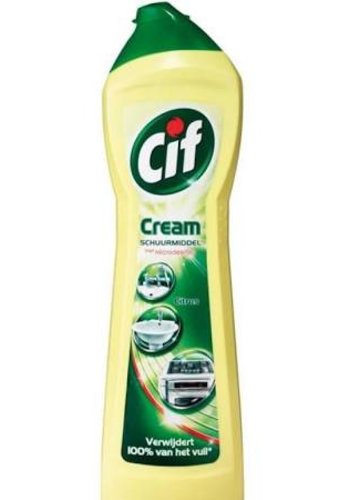 Cif Cif Cream Lemon 750ml