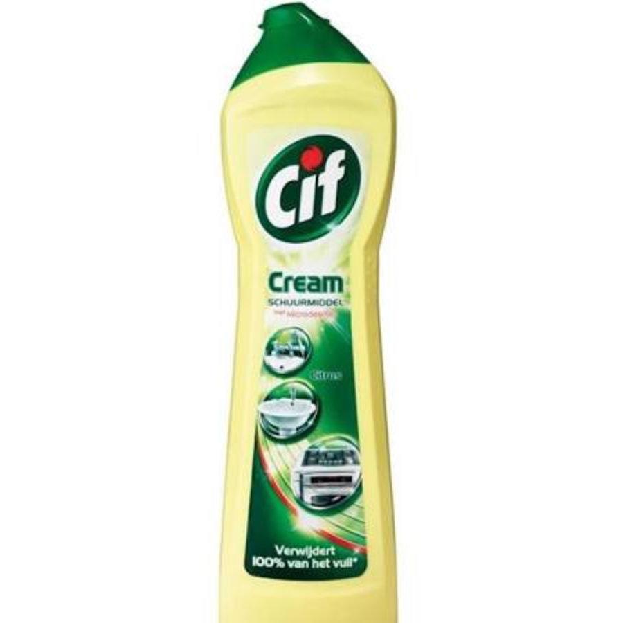 Cif Cream Lemon 750ml