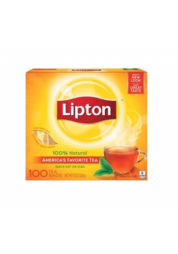 LIPTON Lipton Tea Yellow 100 zak Black Tea