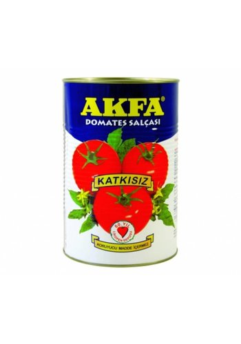 Akfa Akfa tomaten puree 420 Gram
