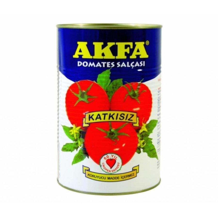 Akfa tomaten puree 420 Gram