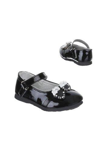 XIAOJIAXIN Kinder Ballerinas - Zwart