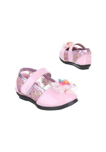 XIAOJIAXIN Kinder Ballerinas - pink