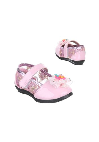 XIAOJIAXIN Kinder Ballerinas - Roze