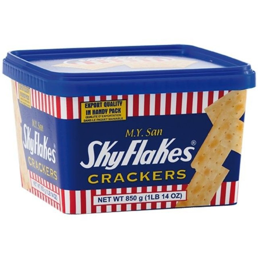 Sky Flakes Crackers - 850g box