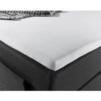 Hoeslaken Splittopper Jersey White