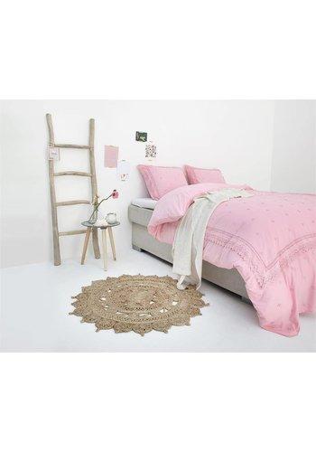 Fancy Embroidery Dekbedovertrek RL 12 roze