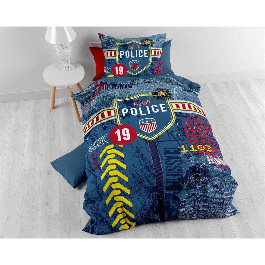 Policeman Blue