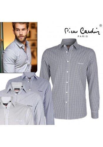 Pierre Cardin Overhemd met motief in verschillende kleuren