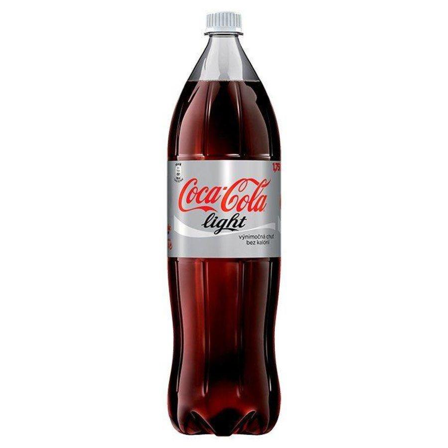 Coca Cola Light - 8 x 1,75 liter