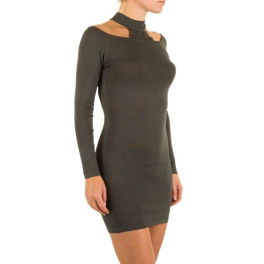 Damen Kleid Gr. one size - green